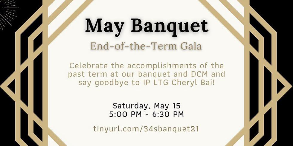 May DCM + LTG Banquet