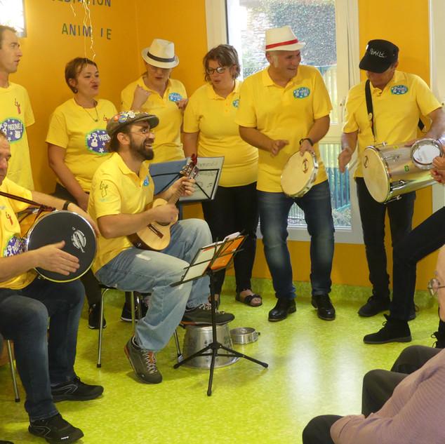 Groupe Brésilien Pomélé