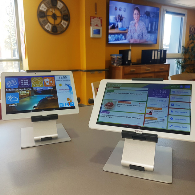 Tablettes Tactiles