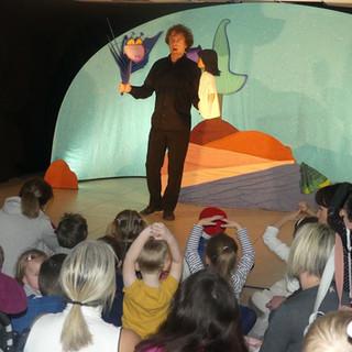Un spectacle pour les enfants !