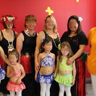 Danse avec les Thaitiennes !