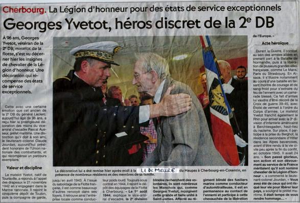 20170711 - PRESSE DE LA MANCHE - JUILLET 20