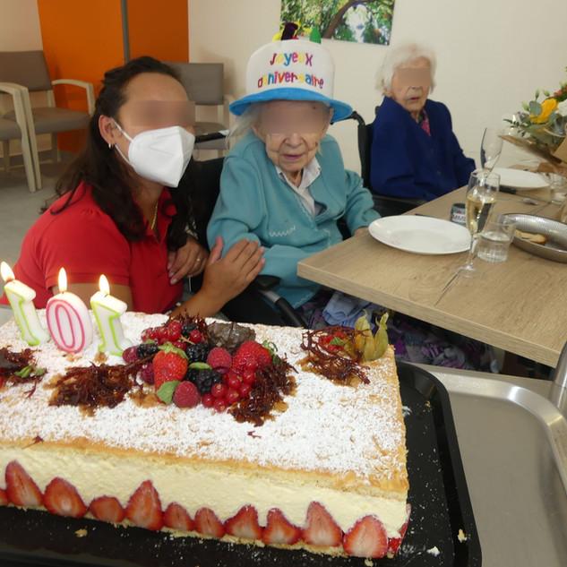 101 ans... Et ouais !