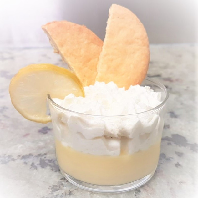 Verrine Citron