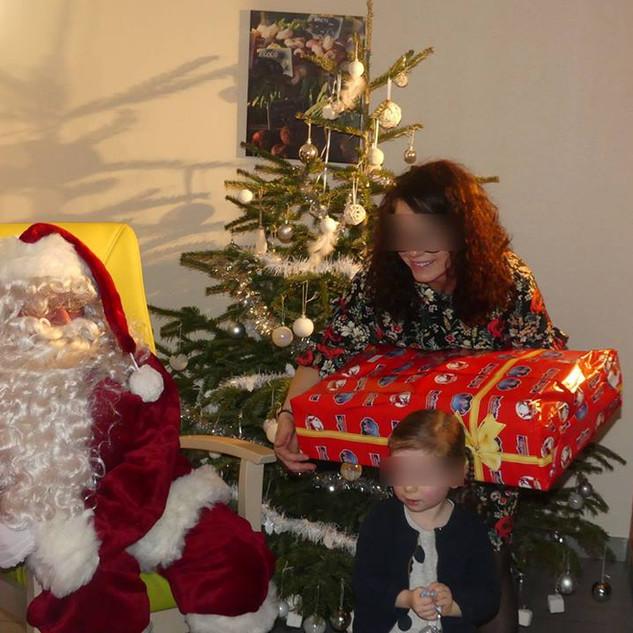 Le Père Noël est sympa !