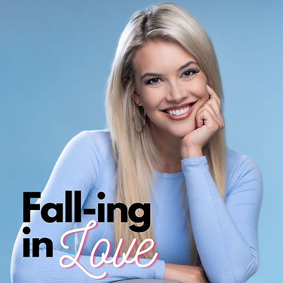 Fall-ing in Love - Spotify Playlist Cove