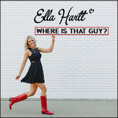 Ella Hartt - Where Is That Guy?