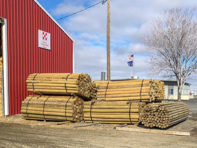 Wood Posts