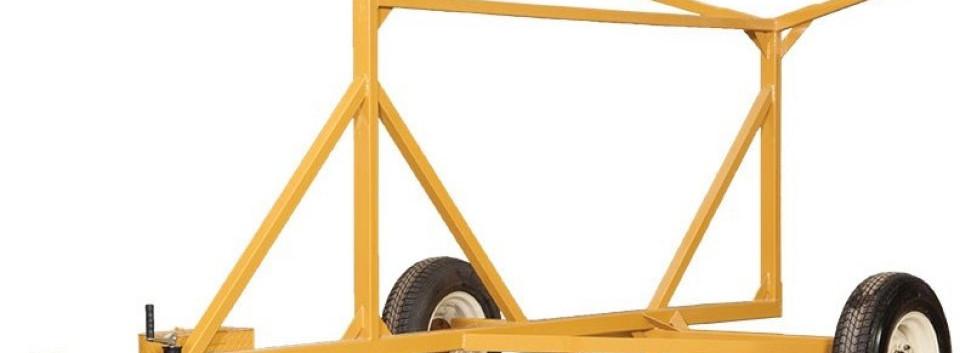 Souix Steel Panel Cart