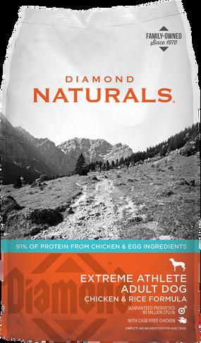 Diamond Extreme Athlete Chicken and Rice Formula