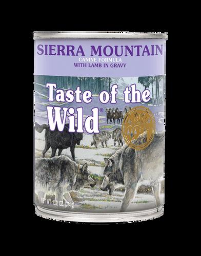 Sierra Mountain - Lamb in Gravy