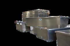 RDF Aluminum Tanks