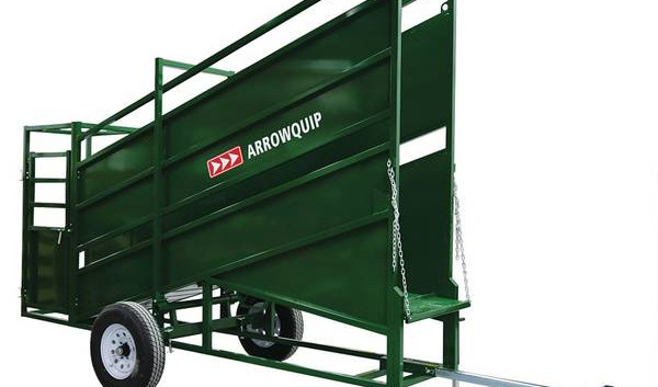 Arrowquip Portable Loading Chute