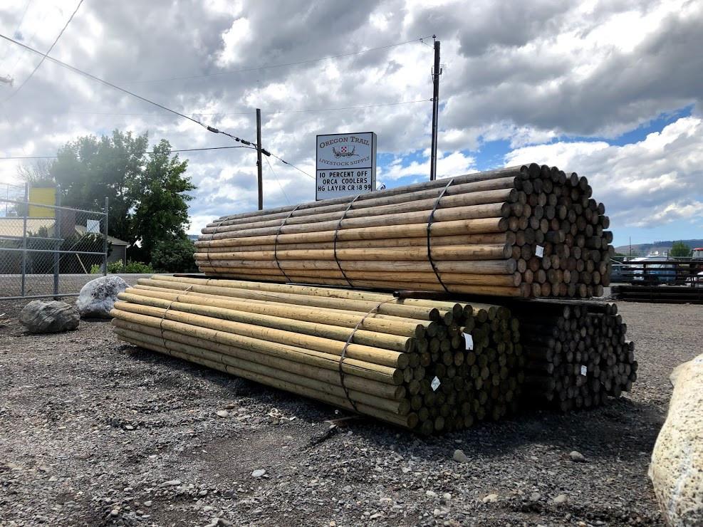 Wood Rails