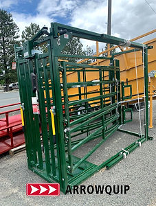 "Weight: 1080 Lbs  Dimensions: 110"" Wide x 81"" High x 139"" Long  7.5"" Back Gate"