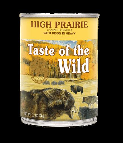 High Prairie - Bison in Gravy