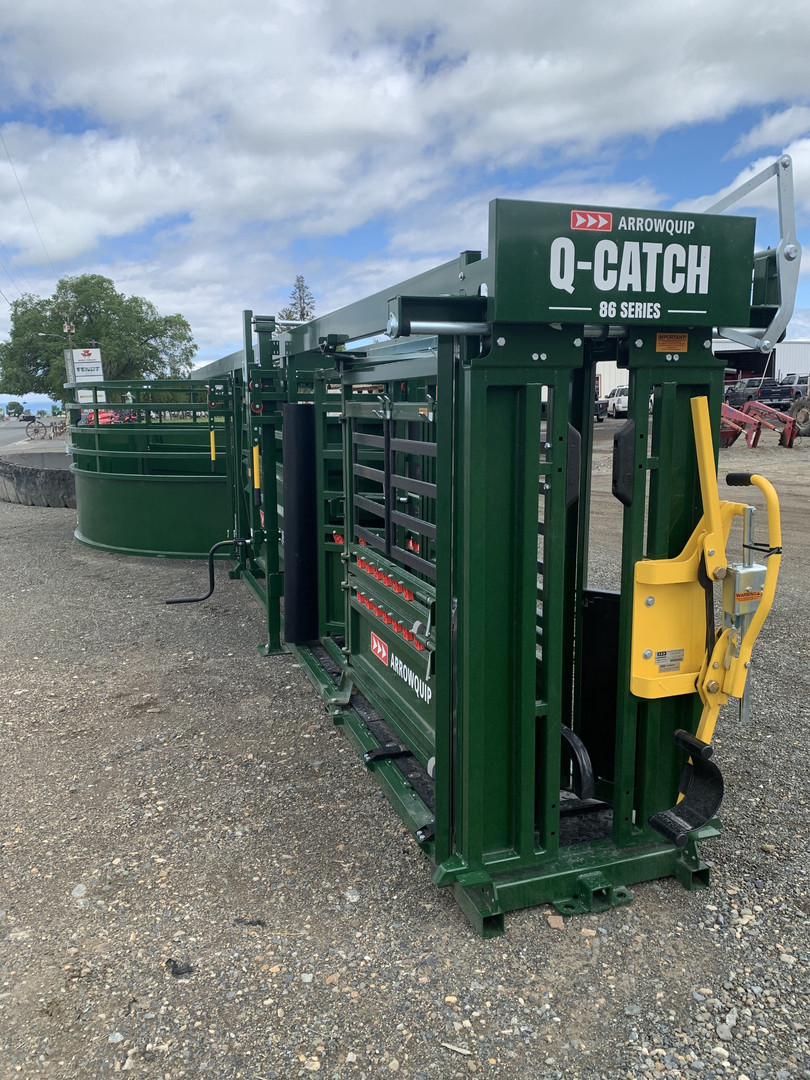 Arrowquip Portable Chute Alley and Tub Combination