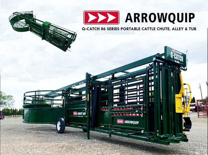 Arrowquip Cattle Handling Equipment