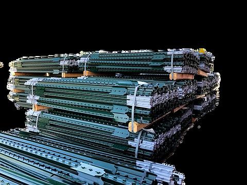 steel t posts