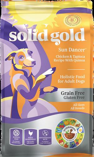 Sun Dancer Chicken, Tapioca & Turmeric Recipe