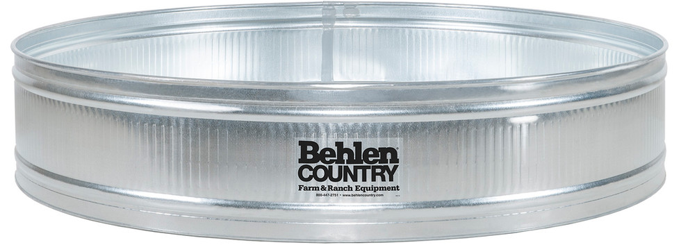 Behlen Country Galvenized Water Tank