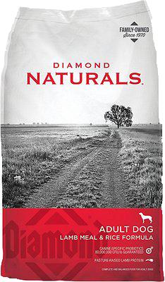 Diamond Naturals Lamb Meal and Rice Formula