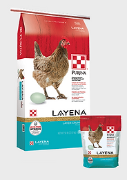 Purina Premium Layena Crumble
