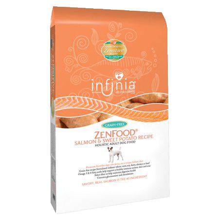 ZenFood™ Salmon & Sweet Potato Recipe
