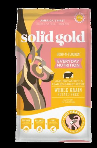 Hund-N-Flocken Lamb, Brown Rice & Pearled Barley Recipe