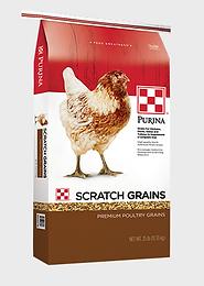 Purina Scratch Grains