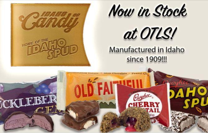 Idaho Candy Company Candies