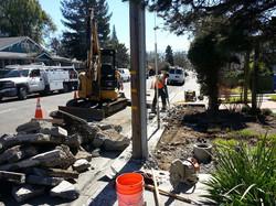 Street Work Santa Rosa