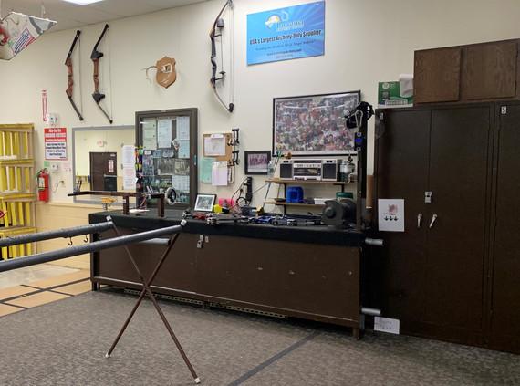 Bow Tuning Equipment