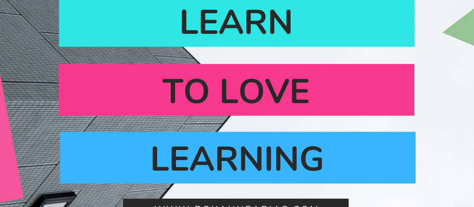 Learn To Love Learning