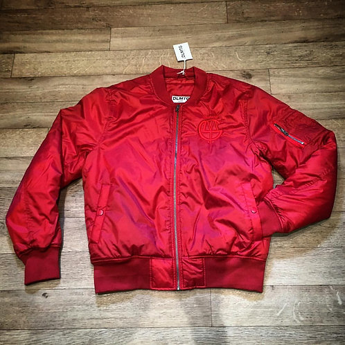 EXCLUSIVE DLMTG red on red bomber