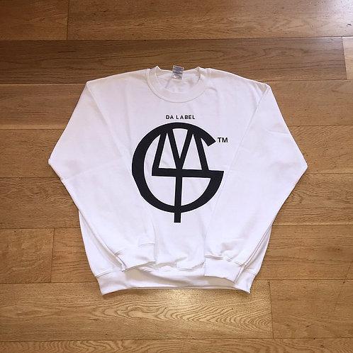 DLMTG Sweater (white/black)