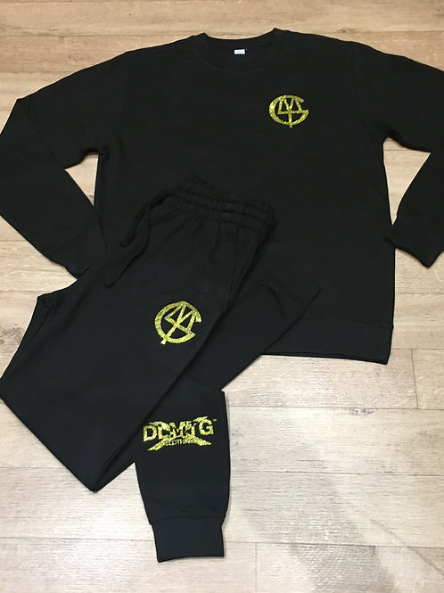 DLMTGCLOTHING DLMTGYEARX limited run anniversary tracksuit