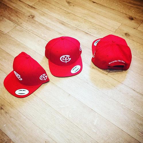 Red DLMTG snapback