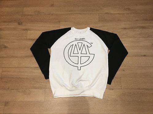 DLMTGCLOTHING two tone sweater