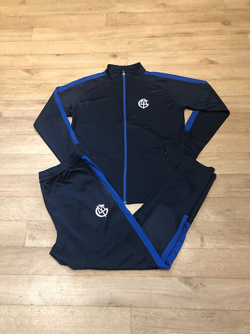 dlmtgclothing adult Nipsey Blue polyester tracksuit