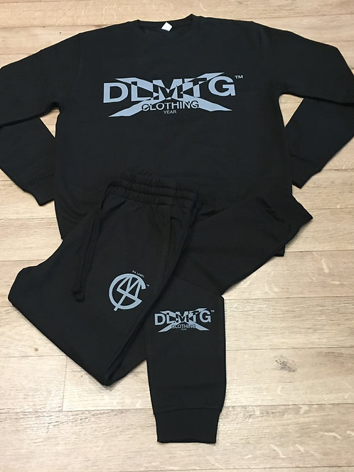 DLMTGYEARX DLMTGCLOTHING tracksuit