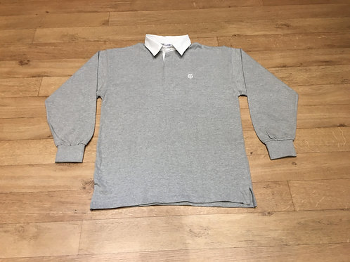 DLMTG rugby polo (grey)