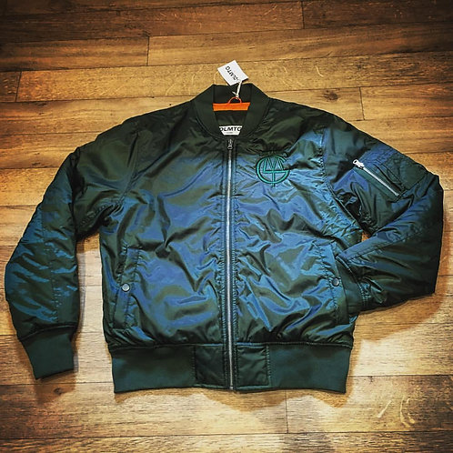 EXCLUSIVE DLMTG green on green bomber
