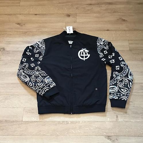 Bandana Sleeved Jacket