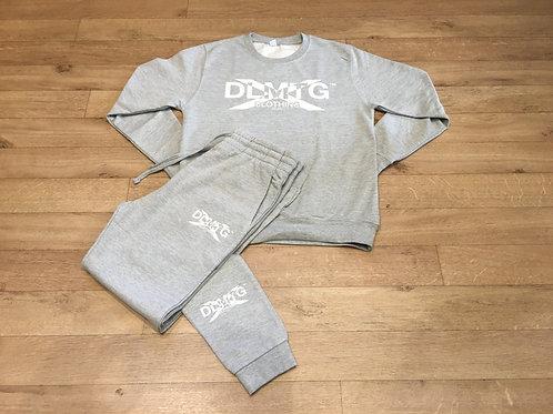 DLMTGCLOTHING DLMTGYEARX logo tracksuit