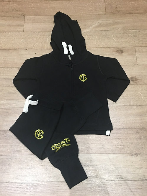 DLMTGCLOTHING DLMTGYEARX anniversary infants tracksuit