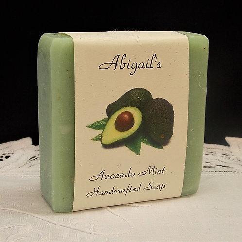 Avocado Mint Soap