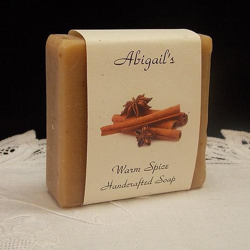 Warm Spice Soap