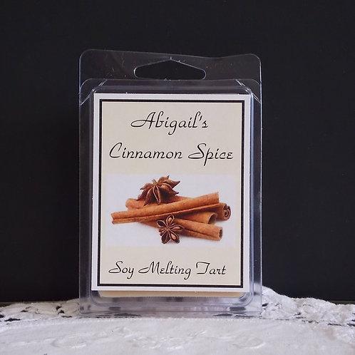 Cinnamon Spice Soy Melting Tart