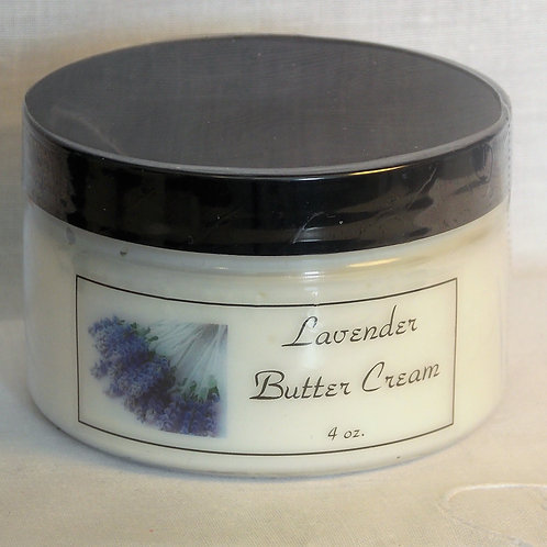 Lavender Butter Cream